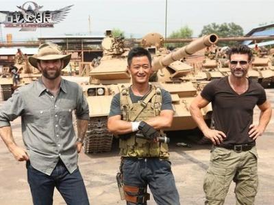 《战狼2》电视剧版即将开拍 找像吴京那样的主演很难