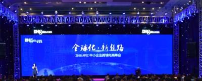 APEC中小企业跨境电商峰会风生水起 从深圳迈向全国