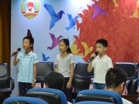 区政协委员首进社区开展主题活动 聚焦社区青少年成长教育