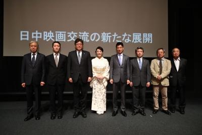 上海、东京两大亚洲国际电影节加强交流推动合作发展