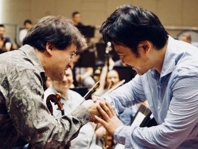 以乐对话:维也纳爱乐乐团多名首席与深交合练