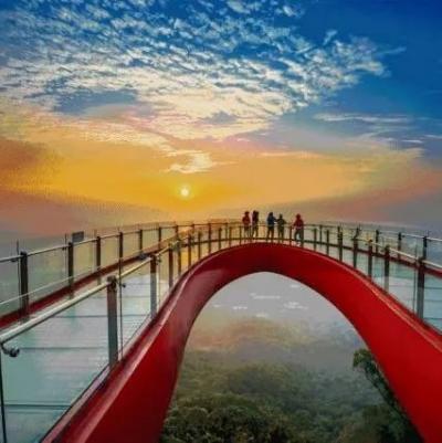 震撼!来欣赏一场视觉盛宴吧!看看深圳这个地方到底有多美