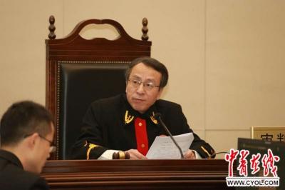 """中央部级单位负责人首次出庭应诉""""民告官"""""""