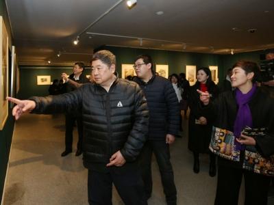 东莞莞城美术馆十周年,200余件馆藏作品亮相