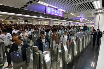 深圳各口岸将迎清明节出入境客流高峰
