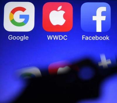 欧盟税收大棒砸向美科技巨头 苹果谷歌将被征3%营业税