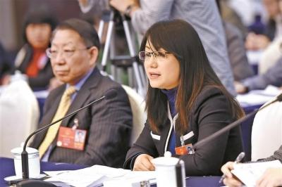 全国人大代表余雪琴:劳务工免费培训要提高质量
