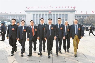 """""""代表通道""""再开启!10位代表谈协同发展、中国制造和法治"""