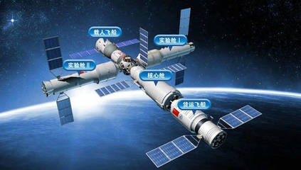 中国将在2020年前后发射空间站试验核心舱