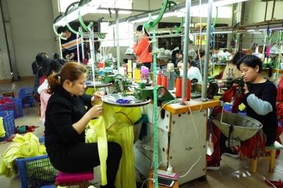 """东莞首家专业市场妇联成立,毛织业妇女有了""""娘家"""""""