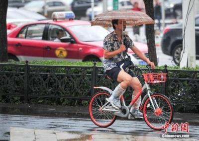 全国多地气温将普降4-8℃ 南方进入多雨期需防范