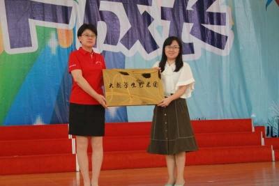 东莞大朗成立镇学生艺术团 免费教唱歌、跳舞和民乐