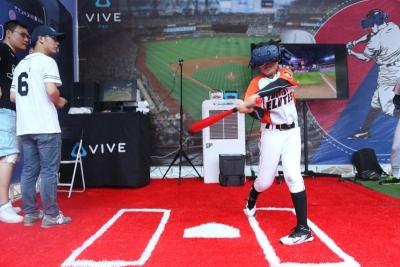MLB棒球乐园来到深圳,圆你一个本垒打的梦
