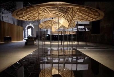 """第16届威尼斯建筑双年展中国馆聚焦""""我们的乡村"""""""
