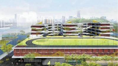 """福田今后新建中小学校园,都要按这个""""新标准""""建设!"""