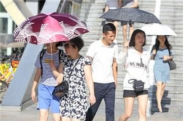 深圳未来一周以炎热为主,局地有短时阵雨
