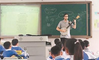 天骄小学:积极倡导教学和文化的融合