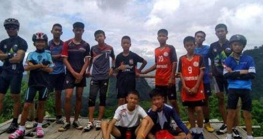 全部获救!被困洞穴18天,泰国12名足球少年和教练终获安全!