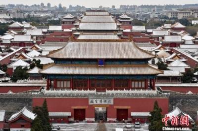 故宫开放面积扩大至80% 新添5大仓储展厅