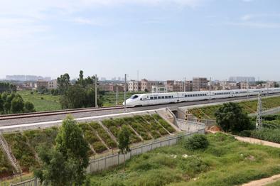 粤西进入高铁时代!江湛铁路开通运营