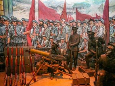 中办、国办印发《关于实施革命文物保护利用工程的意见》