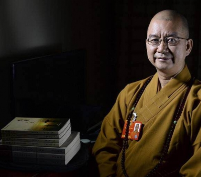 学诚辞去中国佛教协会会长