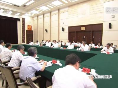 贵州省党政代表团来粤考察 共商扶贫协作深化合作事宜