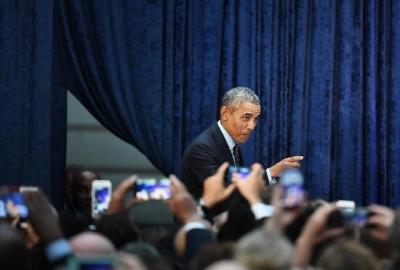 奥巴马一口气为中期选举背书81名民主党候选人