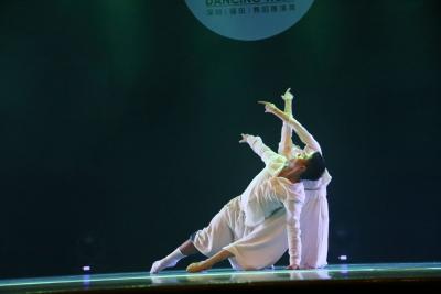深圳(福田)舞蹈展演周精彩落幕