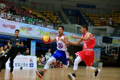 """小篮球筑大梦想!""""小篮球""""华南区训练营开营"""