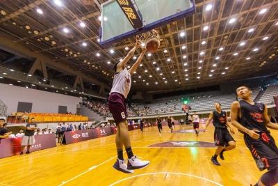 不同文化相同梦想  粤港澳大湾区高中篮球挑战赛落幕