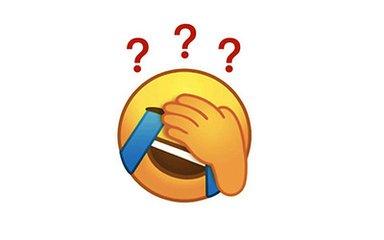 """""""捂脸""""表情被申请商标,放心,聊天使用不侵权!"""
