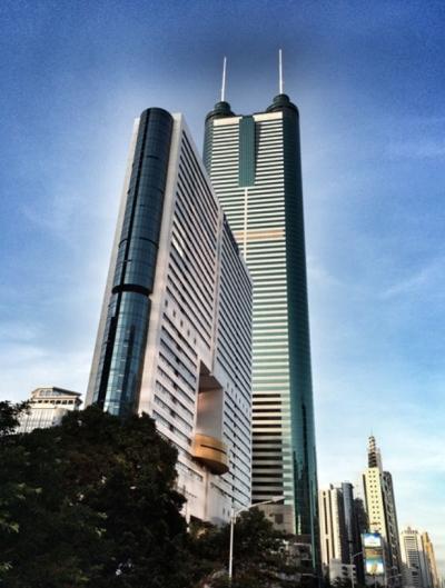 (合作推广,暂不发)听说,这栋大厦是以前深圳的热门打卡点!