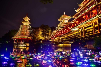 佳节到锦绣中华体验中国传统中秋文化