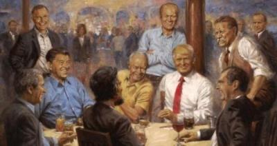 美国白宫藏了哪些世界名画?多达500幅包括梵高等名家作品