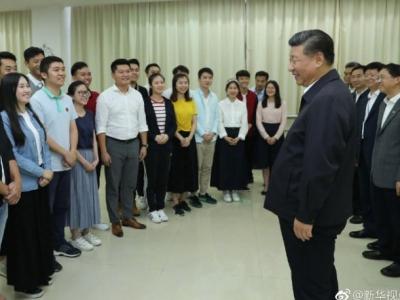 习近平勉励暨南大学:把中华优秀传统文化传播到五湖四海
