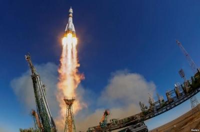 俄罗斯联盟号火箭发射失败,美俄两名宇航员死里逃生