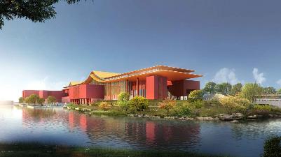"""京城将再添""""故宫"""" !建成后展示的文物有望超过故宫本院"""