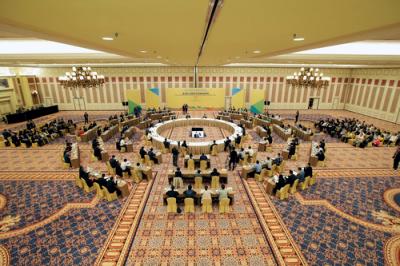 粤港澳大湾区青年领袖圆桌会议在澳门举行