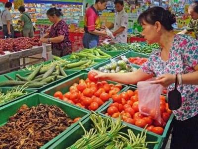 9月份居民消费价格同比上涨2.5% 食品价格上涨3.6%