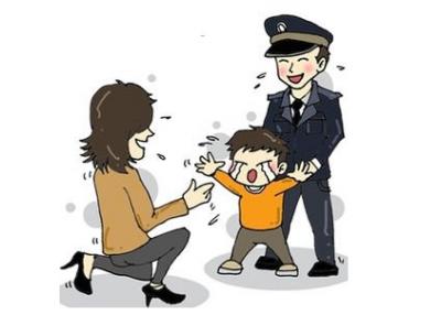 带孩子多注意!假期深圳福田多个孩子接连走失