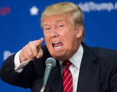 """特朗普言辞激烈地批评美联储加息政策:美联储""""疯了"""""""