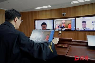 网上立案审理宣判结果网上送达 广州互联网法院敲响第一槌