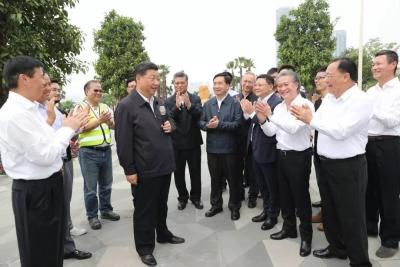 改革开放永不停步!习近平总书记考察广东回访记