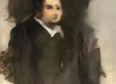 首幅人工智能绘制画作将拍卖 成交价可达1万美元
