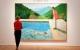 大卫·霍克尼作品6.26亿元成交 在世艺术家最高拍卖纪录被打破