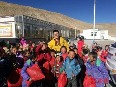 暖心!这批来自的深圳爱心物资让西藏日喀则的孩子笑开了花
