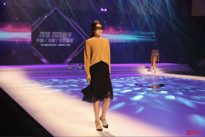 中国毛织服装品牌流行趋势精彩发布 五大主题亮煞眼