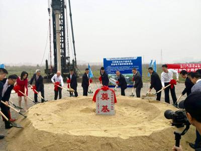 120亿先进制造业项目签约 江门高新产业新城吸引深企落户