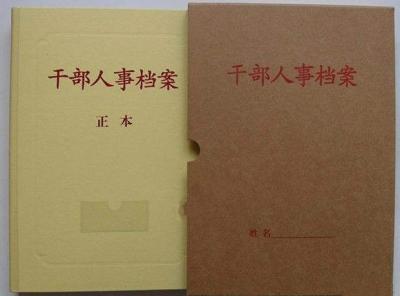 中共中央办公厅印发《干部人事档案工作条例》